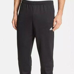 Adidas Large Climalite Activewear Jogger Zip Pants